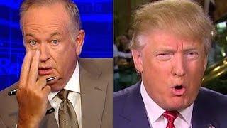 getlinkyoutube.com-Bill O'Reilly Challenges Trump On Muslim Ban