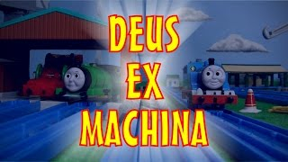 getlinkyoutube.com-TOMICA Thomas & Friends Short 37: Deus Ex Machina