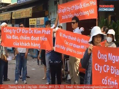 Địa ốc 365: Vì sao Công ty  địa ốc  Kim Phát và Việt Hưng Phát bị khởi tố