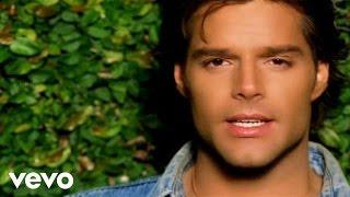Ricky Martin - Sólo Quiero Amarte (Nobody Wants To Be Lonely)