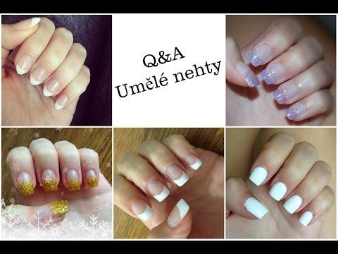 Q&A: Umělé nehty / Artificial nails