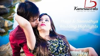 getlinkyoutube.com-Pooja-Sannidhya Wedding Highlights-2