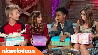 getlinkyoutube.com-Game Shakers: The After Party | The Mason Experience | Nick