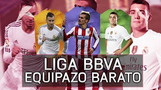 "getlinkyoutube.com-""¡¡EQUIPAZO BARATO!!"" | PLANTILLA LIGA BBVA | FIFA 16 | ByDiegoX10"