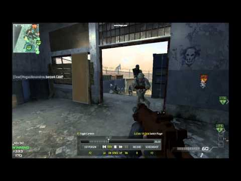 Call of Duty mw3 ~~~ SrbIN [SRB] MP7 multi-kill HD
