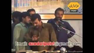 "getlinkyoutube.com-Zakir Qazi Waseem Abbas "" Qasida "" 2014  "" Sada Vird Ali Dam Dam """