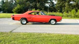 getlinkyoutube.com-1969 Superbee A12 Burnout.AVI