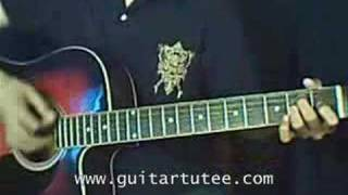 The First Single (of The Format, by www.guitartutee.com)