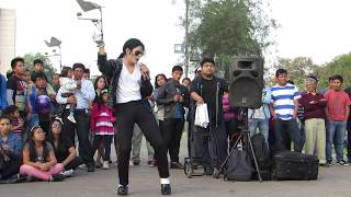 getlinkyoutube.com-Michael Jackson Peruano Jhon Palacios: Billie Jean