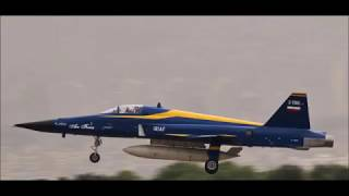 بهترین جنگنده های هوایی ایران