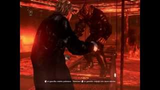 getlinkyoutube.com-Resident Evil 6 Wesker VS Nemesis