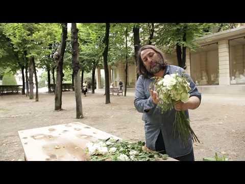 Tutorial mit Thierry Boutemy - Wie kreiere ich einen wunderschönen Blumenstrauß?
