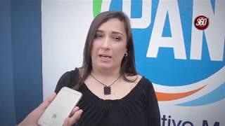 Mariza Zarate renuncia al PAN en Nuevo Laredo