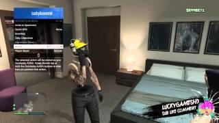 getlinkyoutube.com-Grand Theft Auto V modded outfit showcase