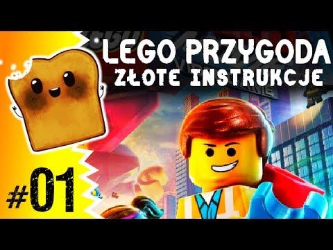 LEGO Przygoda Gra Wideo - Złote Instrukcje - Koparka