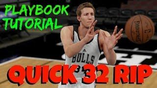 getlinkyoutube.com-NBA 2K16 PLAYBOOK TUTORIAL | SET UP YOUR ROLE PLAYERS
