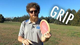 Zach Melton   Disc Golf Grip