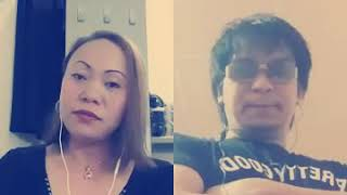 If ever your in my arms again/tagalog version by jay&jen lyrics compose by jay&jen
