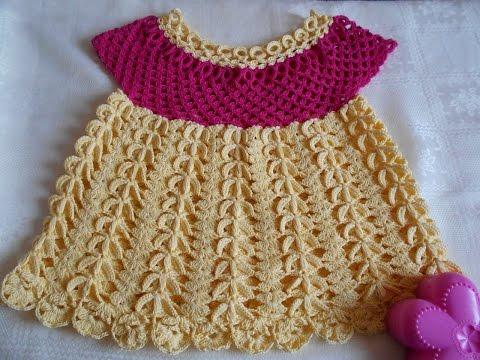 Tutorial de crochet / Blusa tejida a crochet paso a paso Parte #3