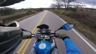 Corven Touring 250 - Estrenando las motos!! Primer caida😁😁😁