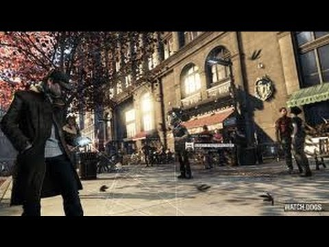 Watch Dogs Free-Roaming Preview