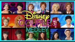 getlinkyoutube.com-Disney Couples Medley