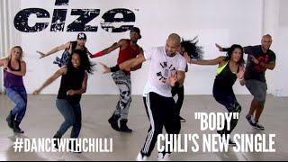 getlinkyoutube.com-Dance with Chilli from TLC and Shaun T. with CIZE the Next Level workout from Beachbody Program