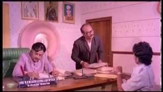 getlinkyoutube.com-Thillu Mullu│Thengai Sreenivasan Innterviewed Rajini│Comedy Scene