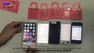 getlinkyoutube.com-R-SIM10 for iPhone 6P,6,5S,5C,5,4S, Easy Unlocking and Activation