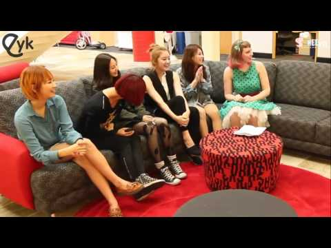 [SHVN][Vietsub]Interview The WonderGirls @ EatYourKimchi - Part II
