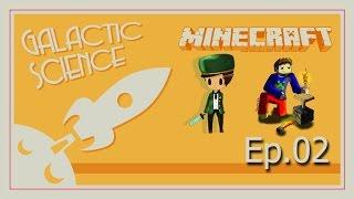 getlinkyoutube.com-Aventure modée Minecraft - Galactic science - Ep 2