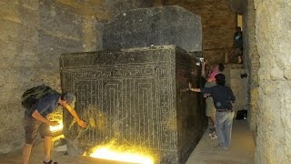getlinkyoutube.com-Lost Ancient High Technology Of Egypt: 100 Ton Stone Boxes