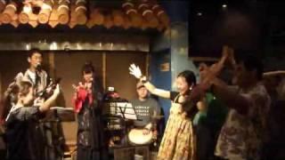 getlinkyoutube.com-天川~豊年音頭~唐船ドーイ   by スージーバンド
