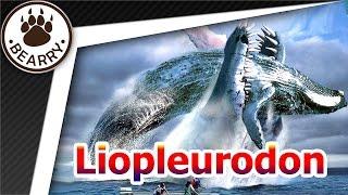 getlinkyoutube.com-ไลโอพลัวโรดอน Liopleurodon นักล่าผู้ยิ่งใหญ่แห่งท้องทะเล | สัตว์ดึกดำบรรพ์
