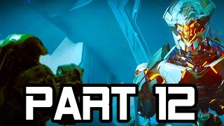 getlinkyoutube.com-Halo 5 Gameplay Walkthrough Part 12 - FINDING CORTANA - Mission 7!! (Halo 5 Guardians Gameplay)