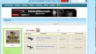 getlinkyoutube.com-Zdobywanie darmowych itemow CS:GO/DOTA2/TF2/Gier Steam