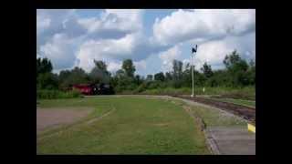 getlinkyoutube.com-LumberJack Steam Train, Laona, WI
