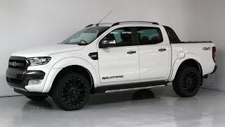 getlinkyoutube.com-Brand New Ford Ranger Wildtrak with extras - Team Hutchinson Ford