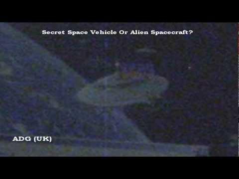 NASA: UFO Seen On Astronauts Laptop? 2012