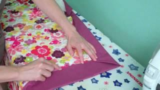 getlinkyoutube.com-Kate's BIG Binding Quilt