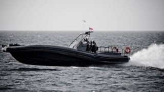 getlinkyoutube.com-High speed interceptor M-46  - Super fast motor boat for special operations
