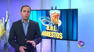 Varios conductores en Cape Coral fueron arrestados por DUI