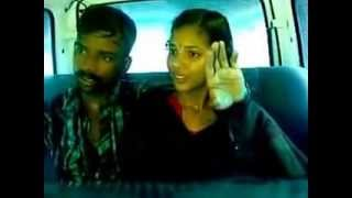 Dirty MMS: Girl Enjoying Inside A Car With Her Boyfriend