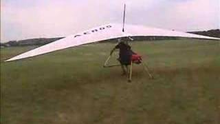 getlinkyoutube.com-Jet powered Hang Glider
