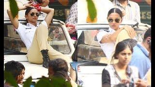 Deepika Padukone's Hot Cop Look For New Commercial 2018