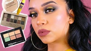 getlinkyoutube.com-NEW! Maybelline Makeup Products 2017 | First Impression & Demo