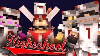 "getlinkyoutube.com-Minecraft HIGH SCHOOL! - ""IMPRESSING THE GIRLS!"" #1 (Minecraft Roleplay)"