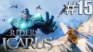 getlinkyoutube.com-Riders of Icarus Story #15 - Carleon Manor (Dungeon Storyline)