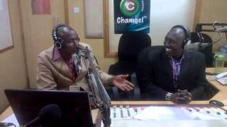 Olchore and Olielo on Chamgei fm