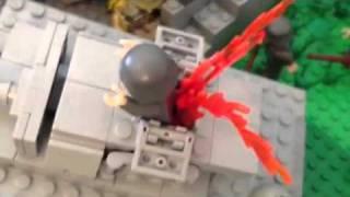 getlinkyoutube.com-LEGO WWII MOC